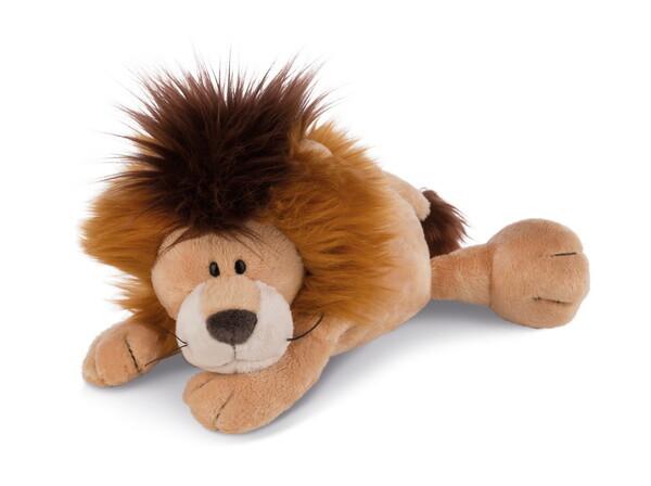 Liegendes Kuscheltier Löwe Kitan