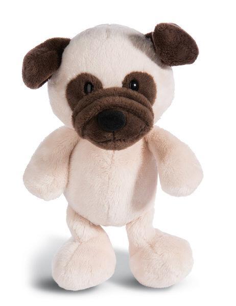Cuddly toy Pug Dog Friends