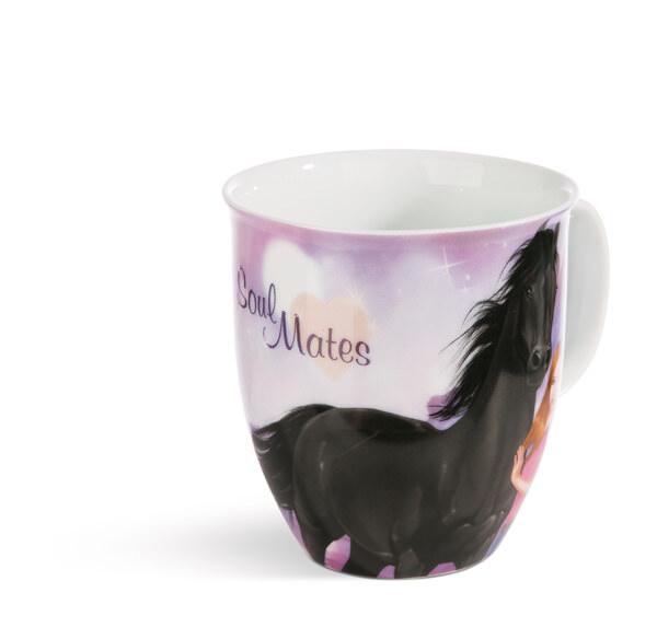Porcelain mug Soulmates Mystery