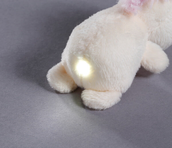 LED plush handbag light Unicorn Theodor