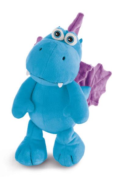 Cuddly toy water dragon Wokki