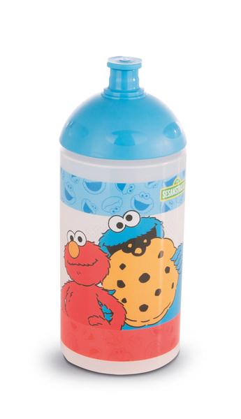 Trinkflasche Krümelmonster und Elmo