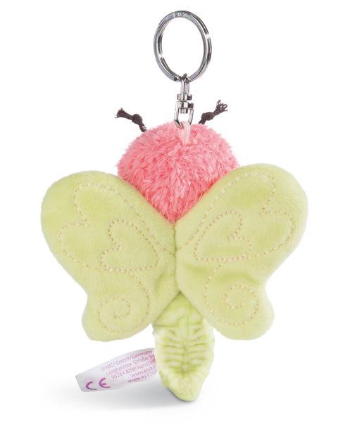 Schlüsselanhänger Schmetterling grün