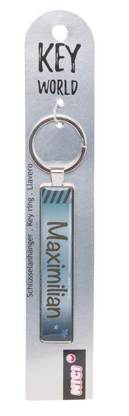 Keyring Key World 'Maximilian'