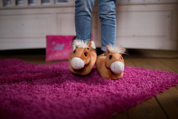 Slippers horse Leotie