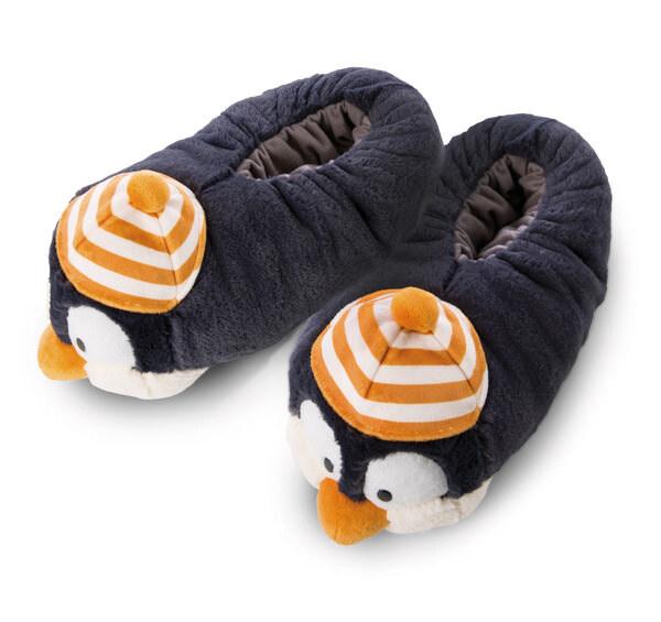 Slippers penguin Peppi figurative size 38-41