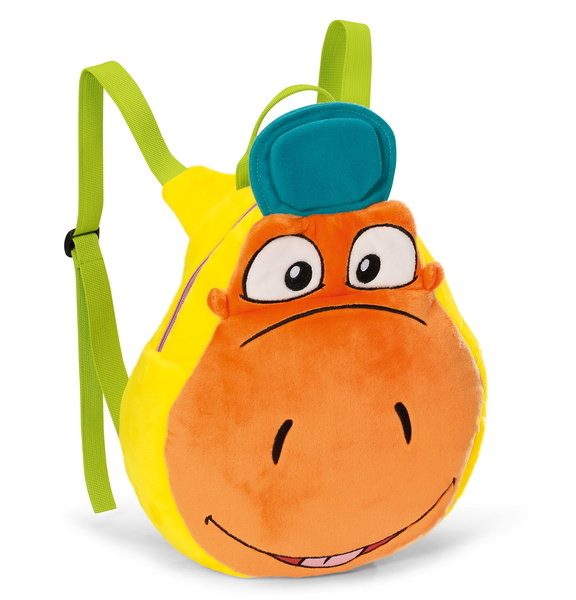 Backpack Little Dragon Coconut