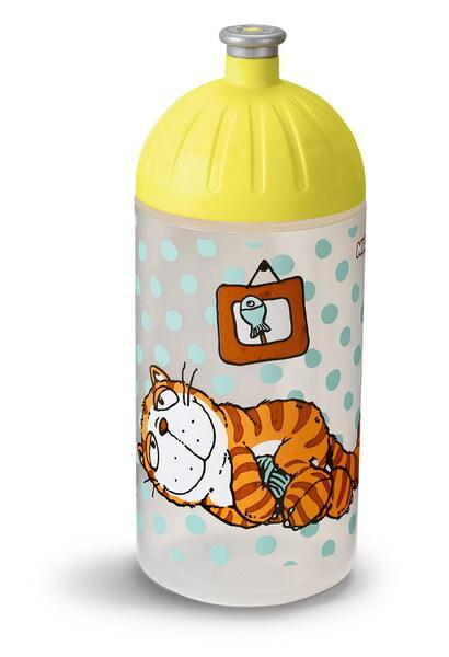 Trinkflasche Katze