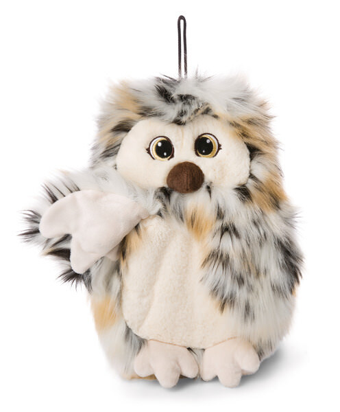 Hot water bottle owl Aurina