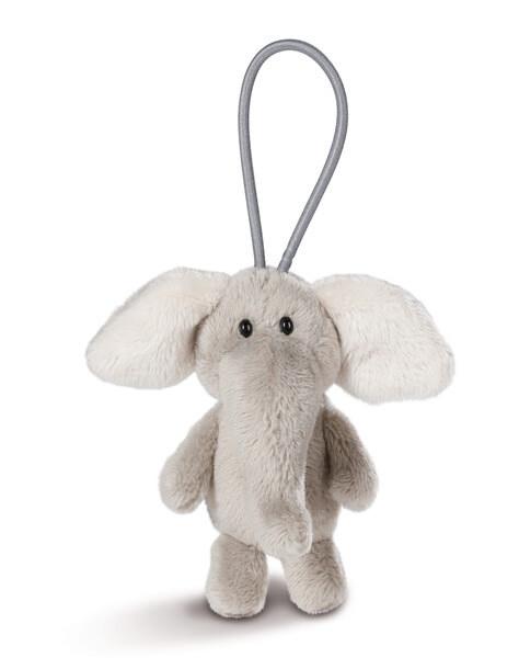 Anhänger Elefant mit elastischer Schlaufe