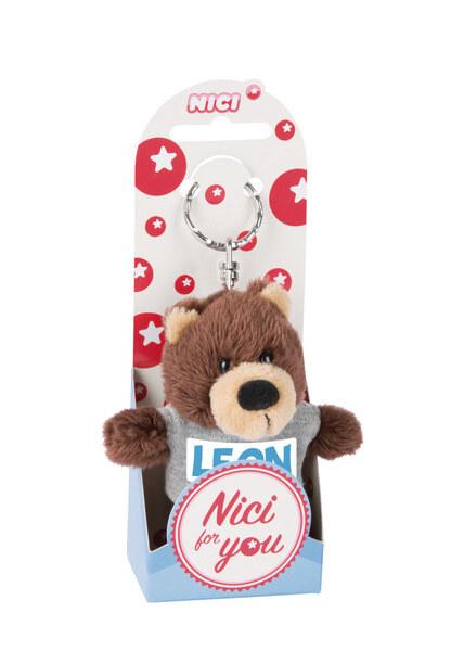 Schlüsselanhänger Bär Leon