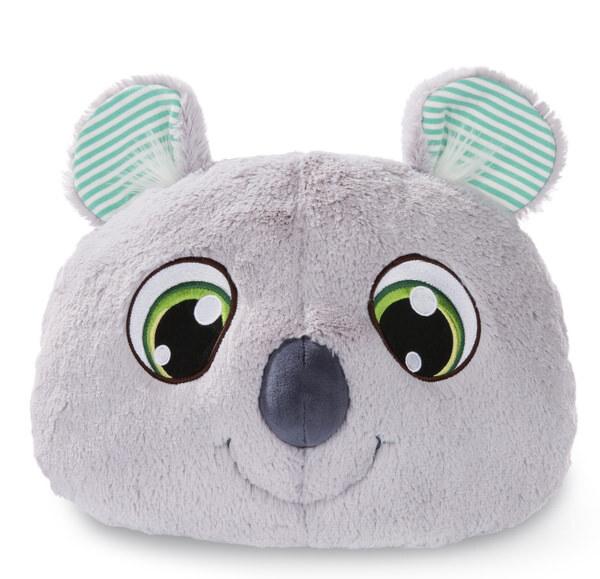 Figürliches Schlafmützen Kissen Koala Kappy