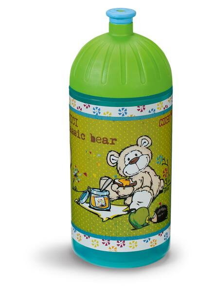 Trinkflasche Bär