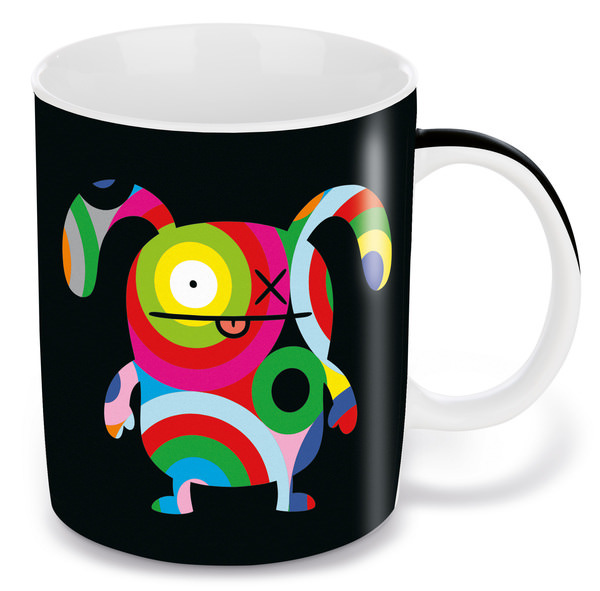 Porcelain mug Ugly Dolls Moxy and Ox