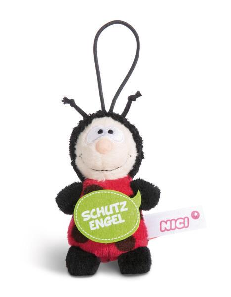 "Pendant ladybug ""Schutzengel"""