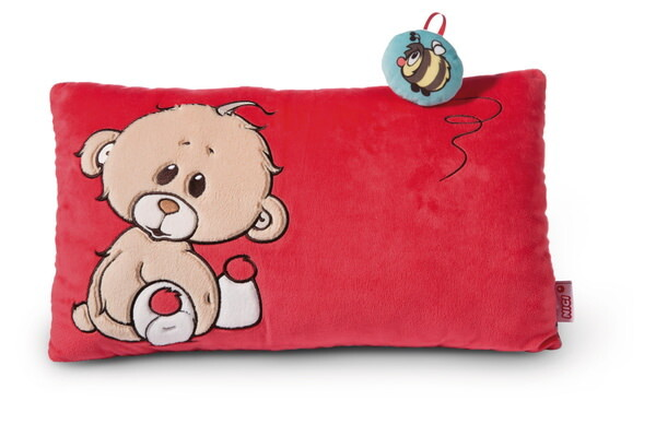 Rectangular cushion Bee and Baby-Bear