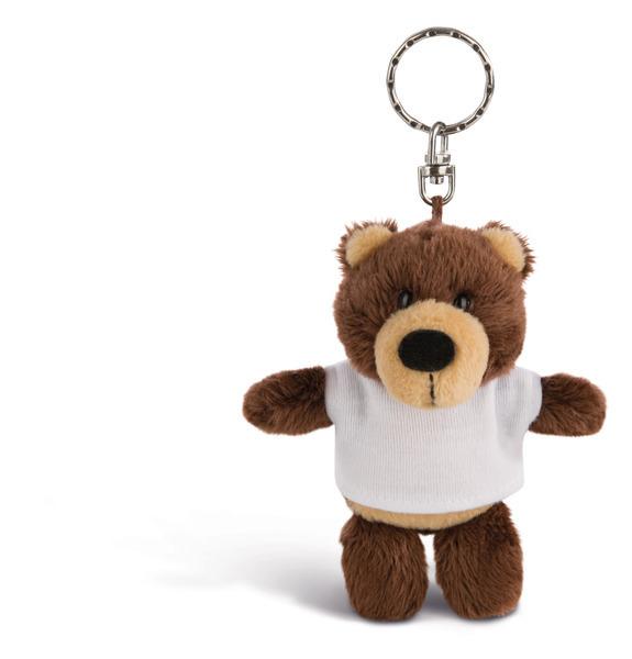 Keyring bear 'Bester Sohn'