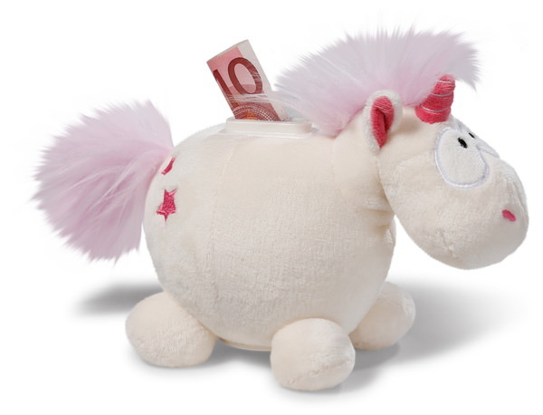 Savings box Theodor and Friends with unicorn Theodor