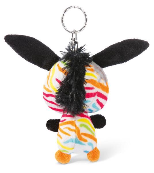 Keyring NICIdoos Baby-Zebra