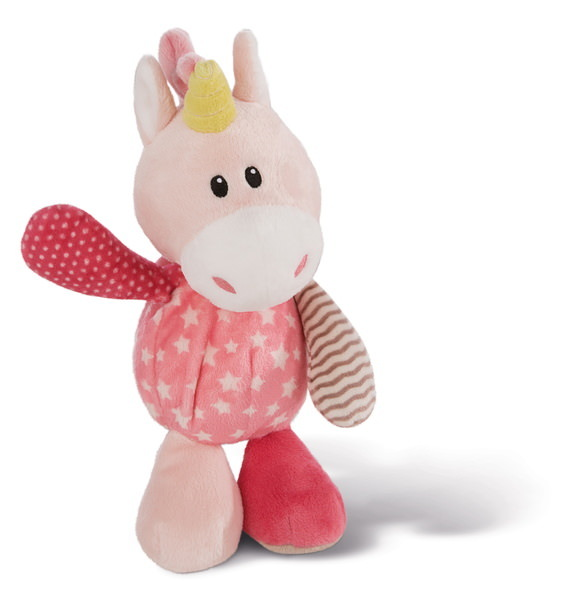 Cuddly toy unicorn Stupsi