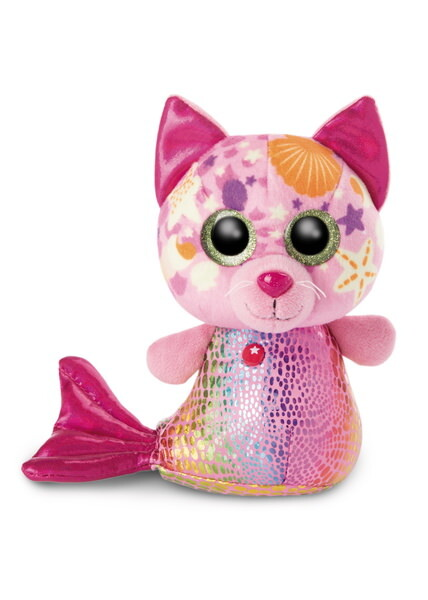 GLUBSCHIS Cuddly toy Mermaid Cat Aqua-Marie
