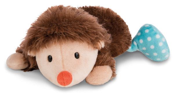 Liegender Kuscheltier Igel-Junge Henny