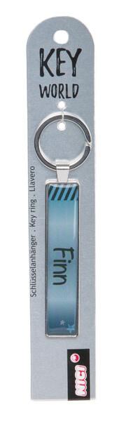 Schlüsselanhänger Key World 'Finn'
