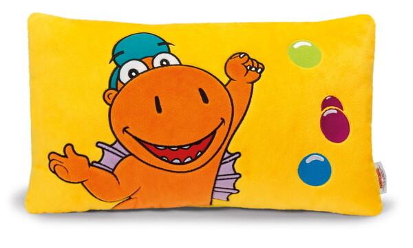 Rectangular plush cushion Little Dragon Coconut