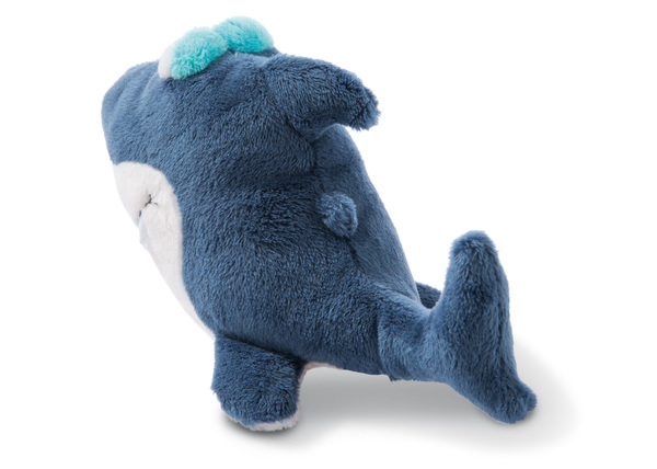 Lying Cuddly Toy Shark Hai-Ko