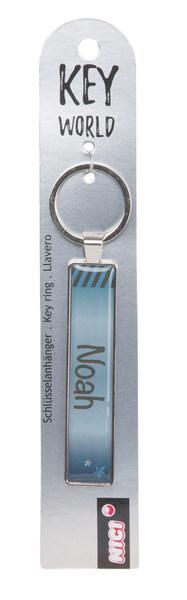 Schlüsselanhänger Key World 'Noah'
