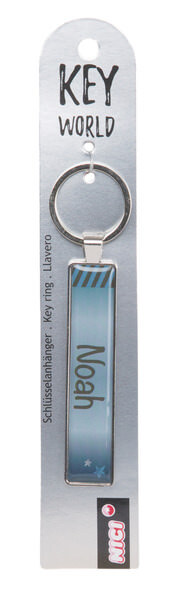 Keyring Key World 'Noah'