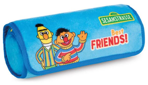 Stiftemäppchen Ernie und Bert mit 10 Buntstiften