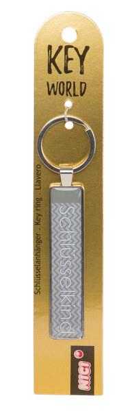 Schlüsselanhänger Key World 'Schlüsselkind'