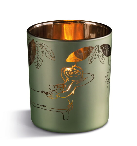 """Tealight holder sloth """"Chill out zone"""""""
