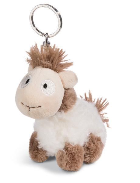 Schlüsselanhänger Lama Baby Floffi