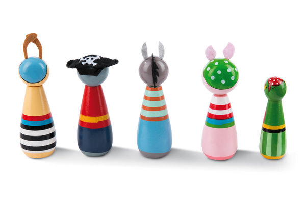 Skittles Pirate Animals