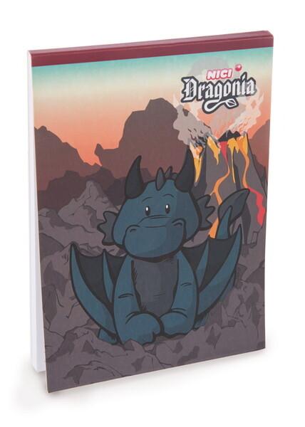 Notizblock Drache Eldor & Ivar Dragonia
