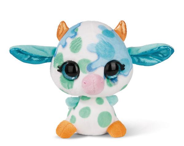 Kuscheltier NICIdoos Baby-Kuh