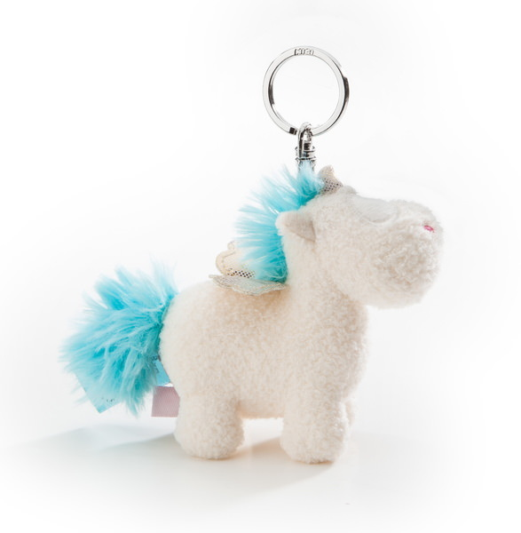 Keyring Theodor and Friends unicorn Rainbow Flair