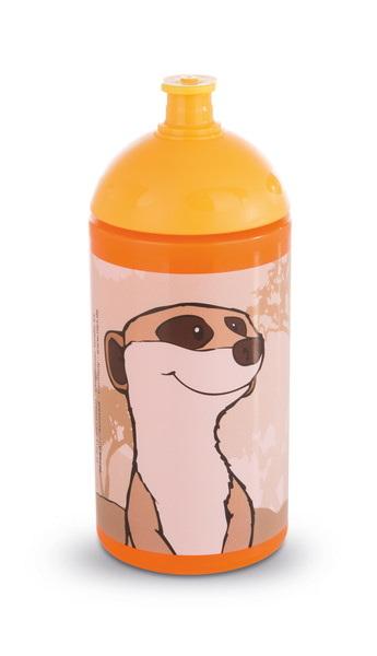 Trinkflasche Erdmännchen Familie