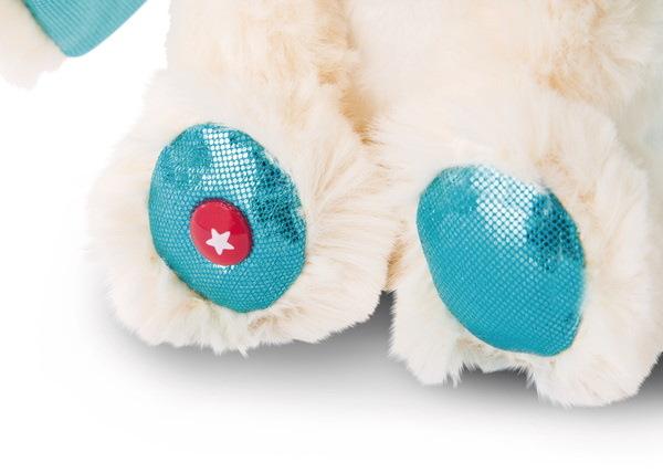 GLUBSCHIS Kuscheltier Hase Wolli-Dot