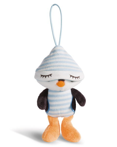 Pendant penguin Koosy with elastic loop