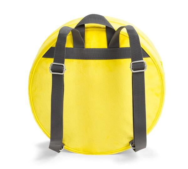 Backpack in Smiley-shape