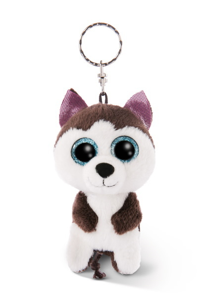 GLUBSCHIS key ring Husky Barkley