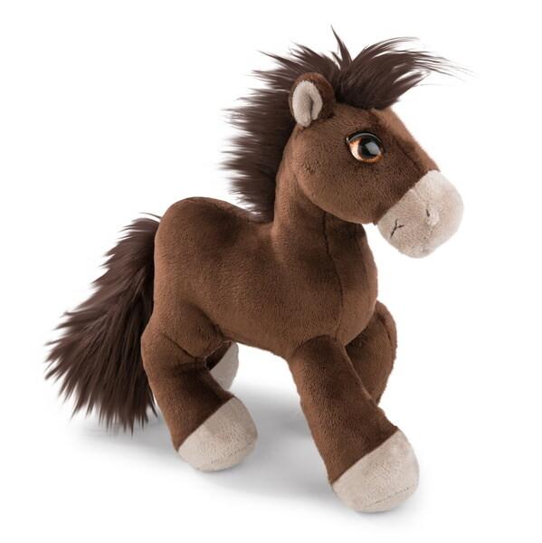 Kuscheltier Pferd Starfinder mit Bieg-Gelenken