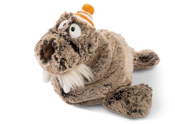Cuddly toy walrus Walbo Wabbel