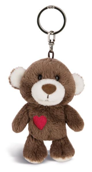 Schlüsselanhänger Love Bär Junge mit Herz