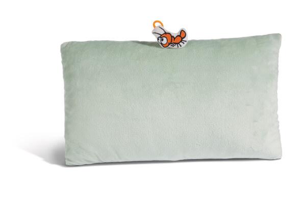 Rectangular cushion anteater Anita