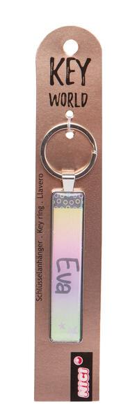 Schlüsselanhänger Key World 'Eva'