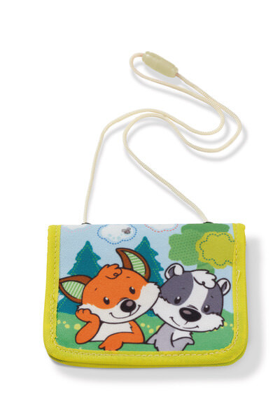 Neck pouch Forest Friends